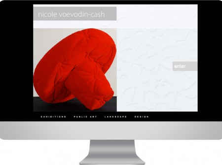 With a website designed in Queensland Nicole Voevodin-Cash is a Sunshine Coast based artist exhibiting Australia wide