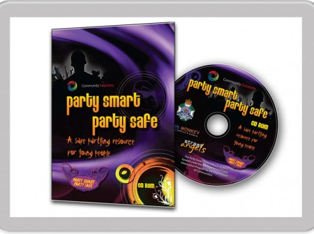 Queensland youth educational production Party smart Party safe multimedia sunshine coast production business