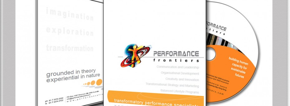 Sunshine Coast multimedia project production for Performance Frontiers Brisbane consultants