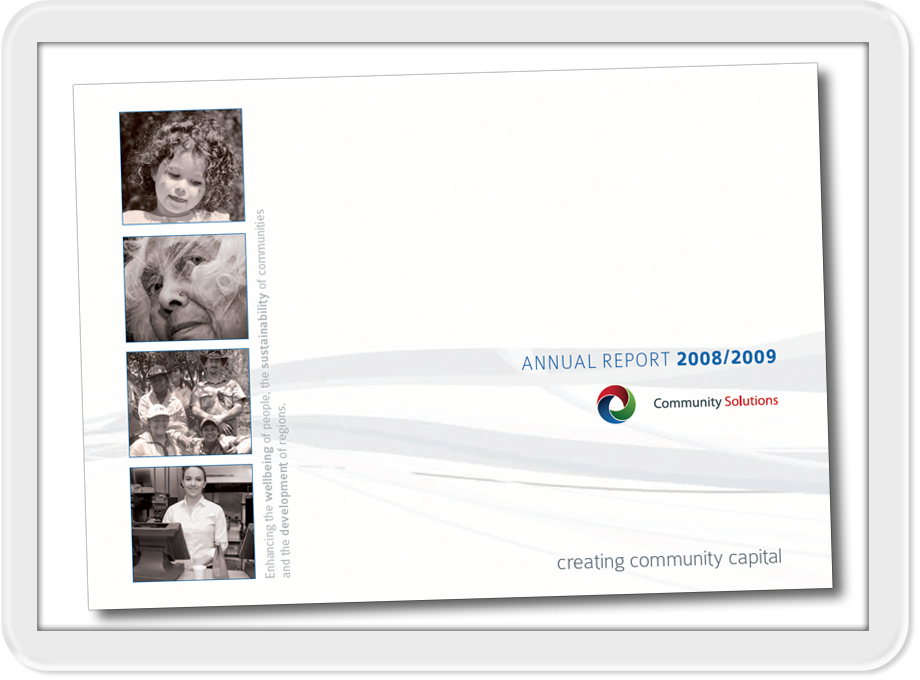 sunshine coast print and design of annual report book