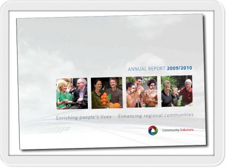 sunshine coast queensland annual report book design