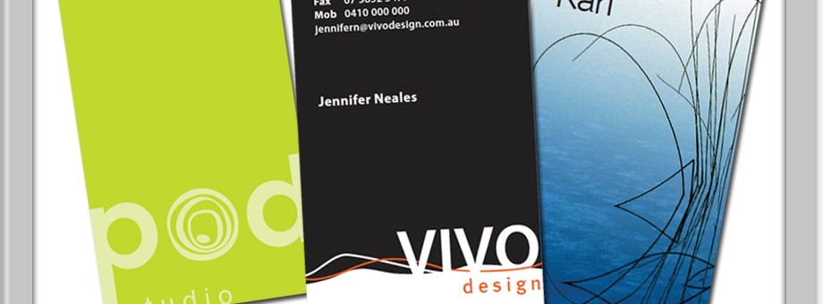 Business card printing qld image collections card design and card business card print graphic design printing production business vertical designed printed sunshine coast business cards reheart reheart Gallery