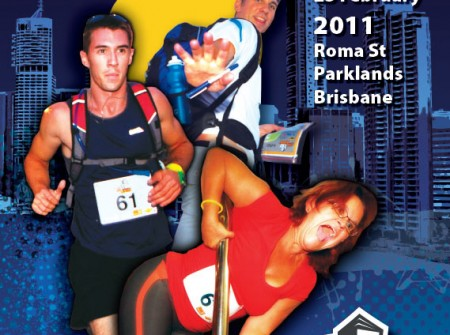 design flyers sunshine coast project for cityraid 2011 sports events