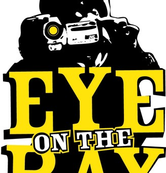 festival graphics project for eye on the bay design