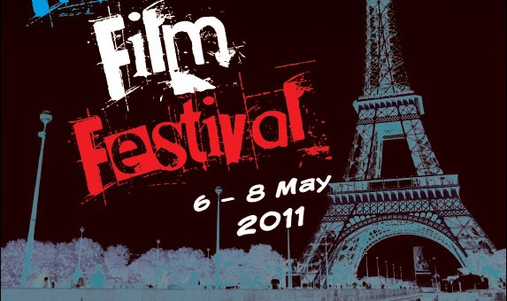 sunshine coast print design graphic project publish for french film festival 2011