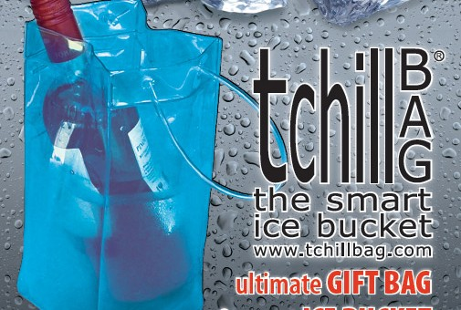 product design front packaging tchill bag