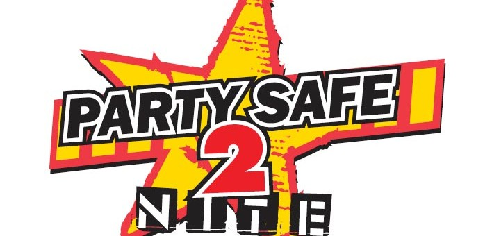 graphics project queensland for partysafe logo design