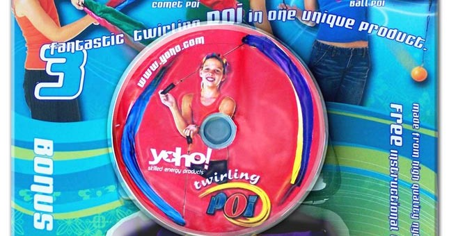 brisbane company yoho poi three in one packaging design and graphics