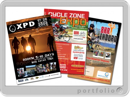 posters design and printing queensland australia