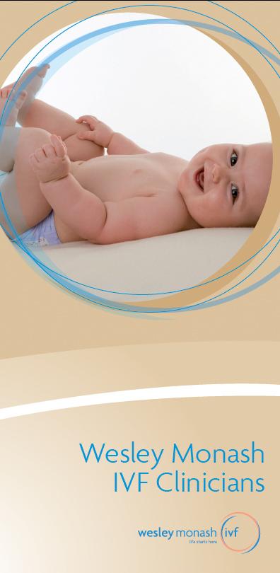 sunshine coast designer printer for wesley monash clinicians flyer brochure
