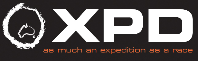logo design for xpd expedition racing