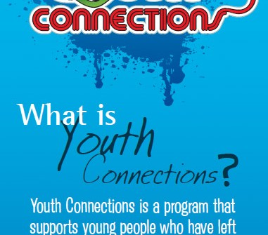 sunshine coast youth connections print design graphics