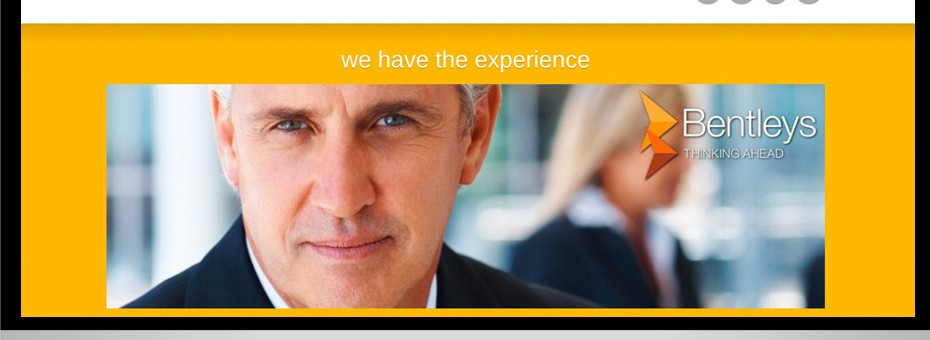 Accounting and auditing company Bentleys Newcastle needed a new website that matched their national brand.