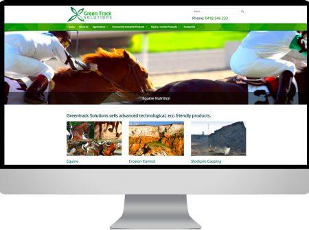 greentrack equine nutrition and dirtglue website newcastle