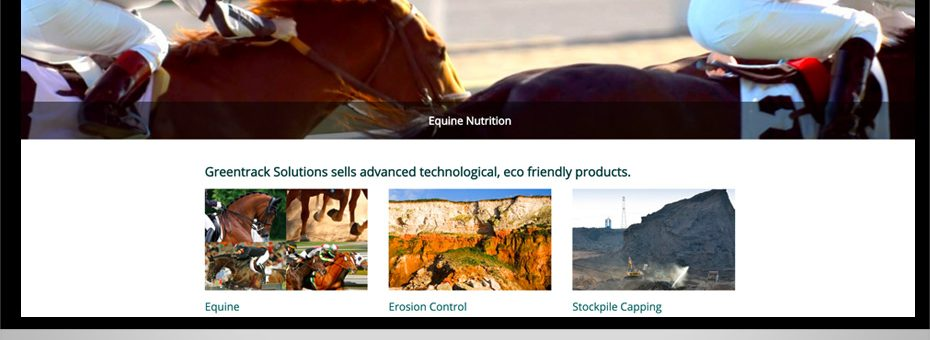 greentrack equine nutrition and dirtglue website newcastle