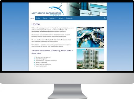 john clark associates development projects australia websitge
